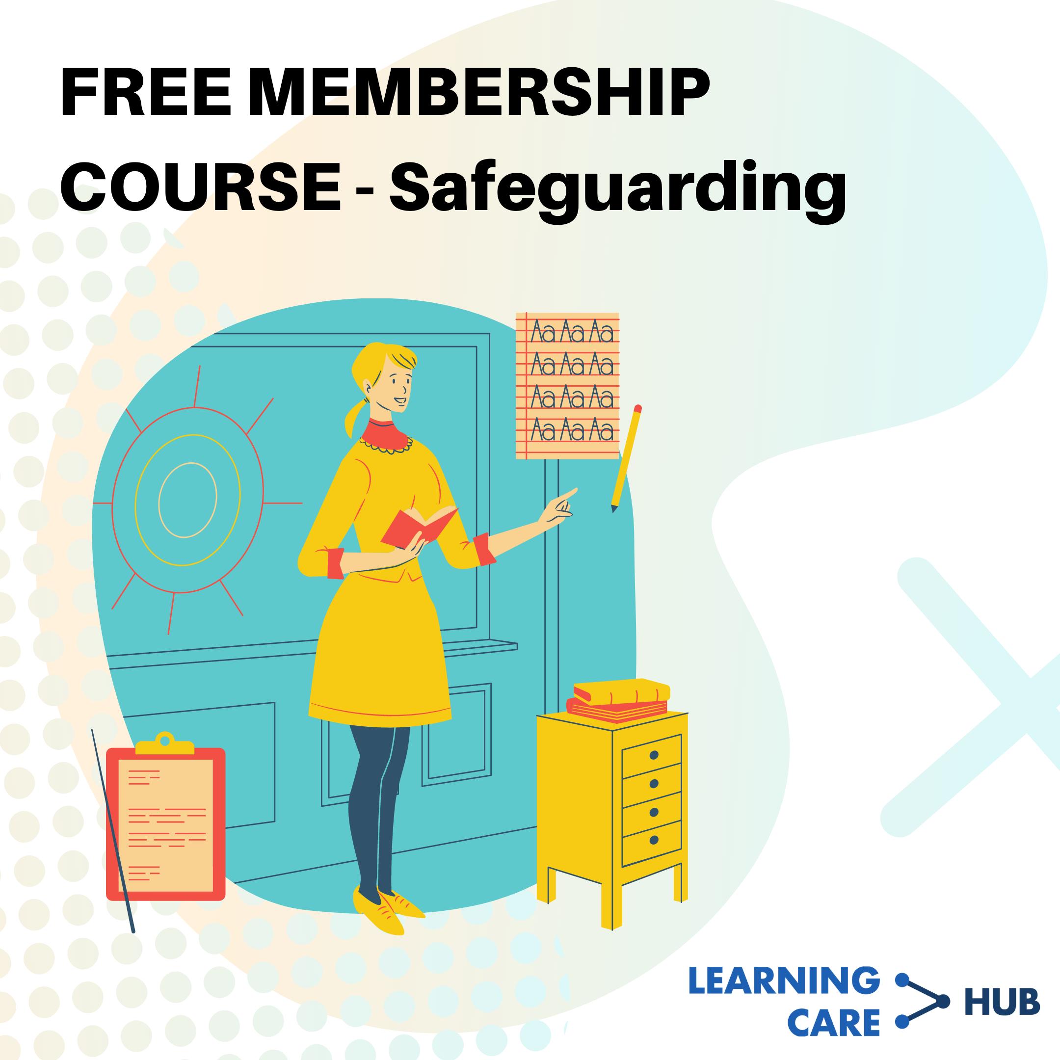 Free Membership – Safeguarding